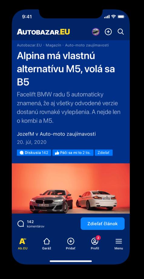 Magazín Autobazar.EU