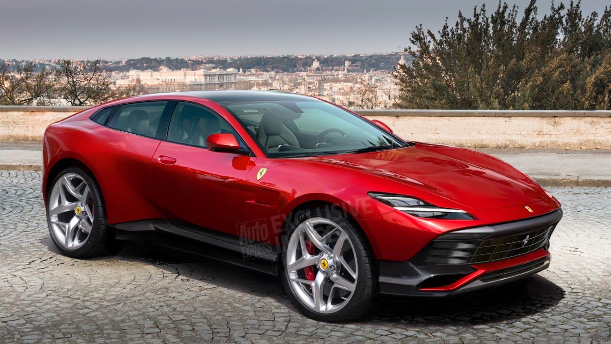 Prvé SUV Ferrari je len otázkou času!