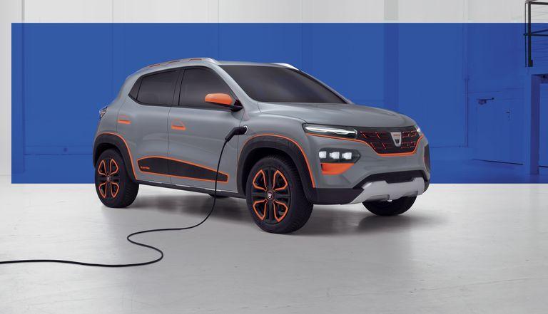 Elektrická Dacia je tu! Najlacnejší elektromobil v Európe!