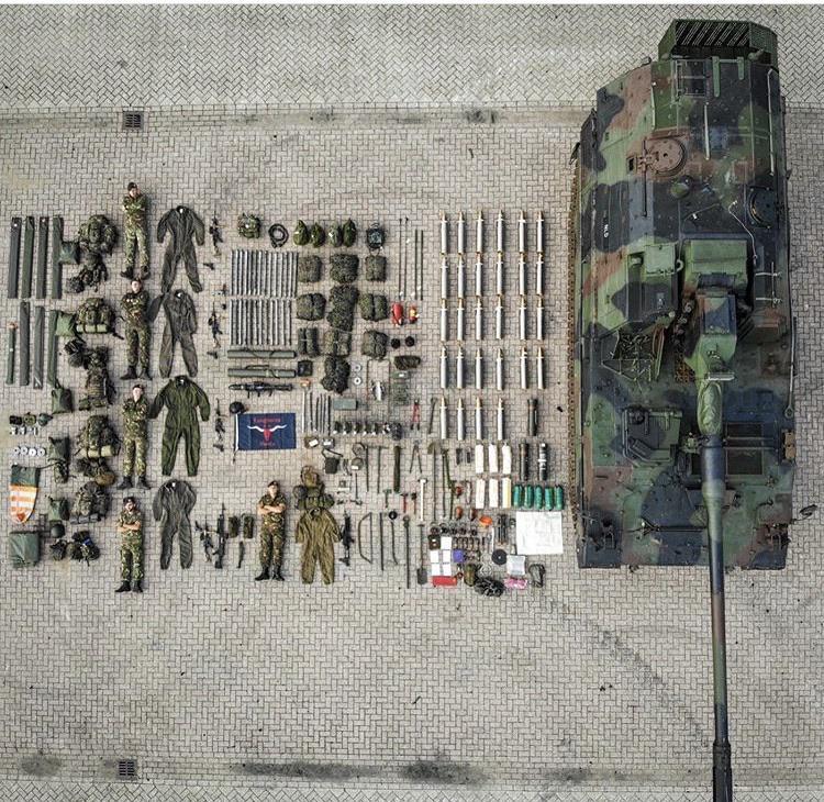 FOTO Tetris Challenge: čo všetko sa zmestí do auta polície, hasičov či záchranárov?