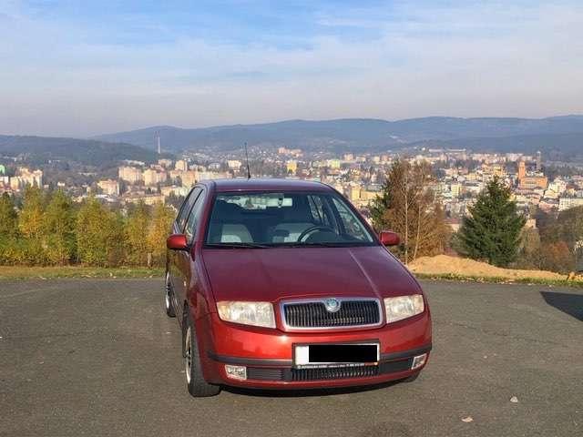 Najdrahšia Škoda Fabia I: 30 000 €, rok výroby 2001!