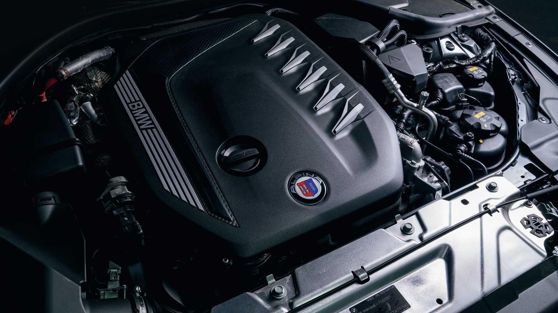 Alpina má vlastnú M3 na naftu, volá sa D3S