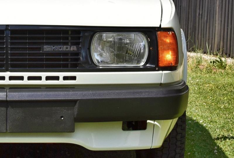 Škoda 105 S v perfektom stave