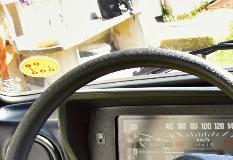 Škoda 105 S v perfektnom stave aj s nálepkou