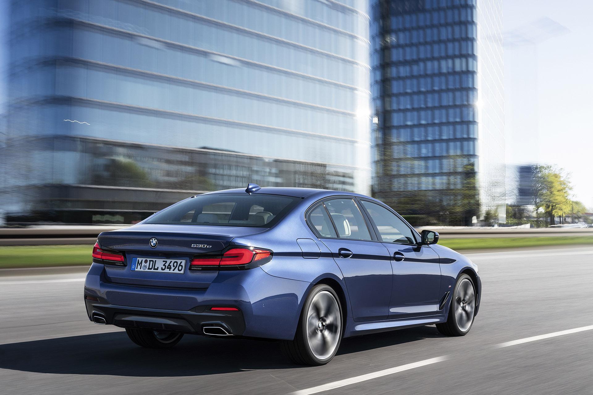 Vylepšenia BMW radu 5 prinášajú aj hybridizáciu motorov