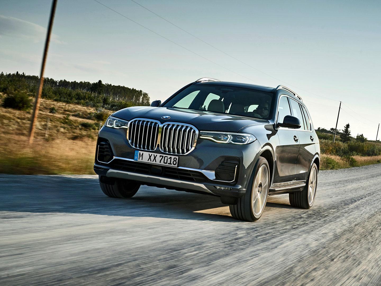 Horúca novinka, BMW X7, najväčšie SUV značky!