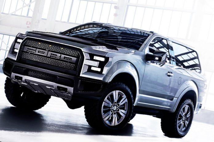 Facelift Rangera - Bude mať Bronco podobne dominantné agresívne rysy?