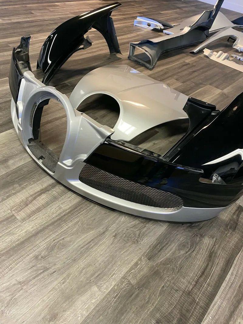 Toto Bugatti Veyron sa predáva za 10% pôvodnej ceny!