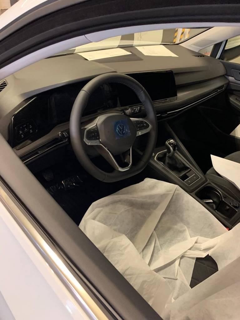 VW Golf VIII, dostane vás?