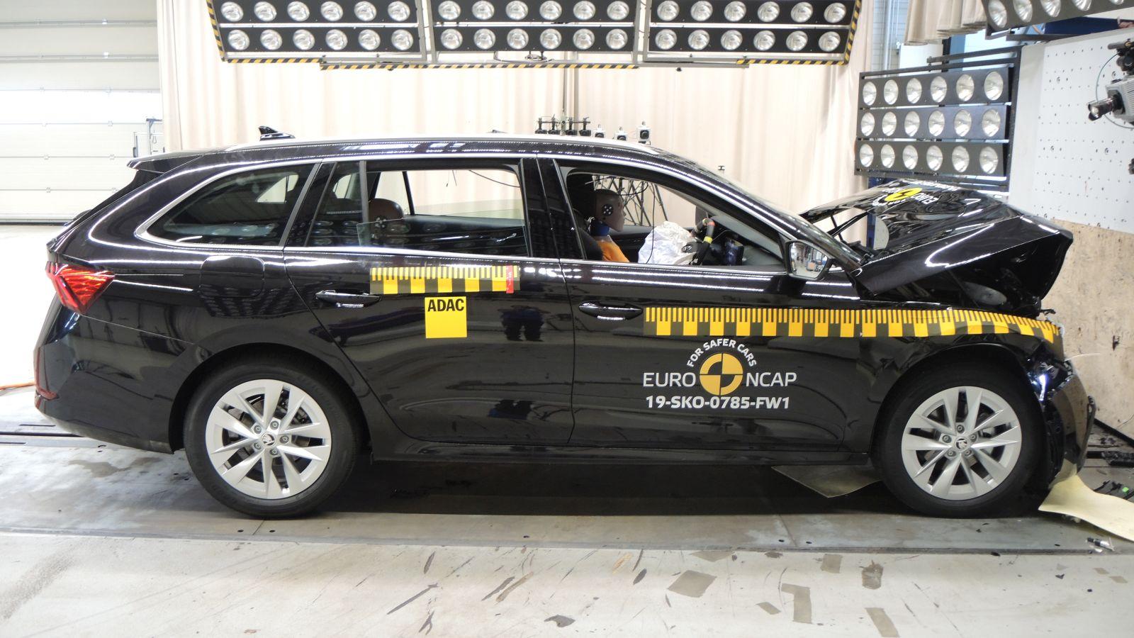 VIDEO: nová Škoda Octavia absolvovala crash testy. Ako skončila?