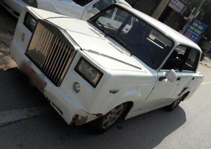 Ladu prerobil na Rolls-Royce! Z 1 uhla nevyzerá vôbec zle!