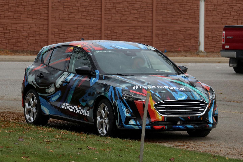 Takto vyzerá nový Ford Focus, čo na neho hovoríte?