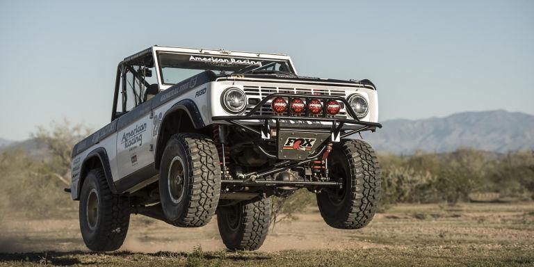 Ako bude vyzerať nový Ford Bronco?