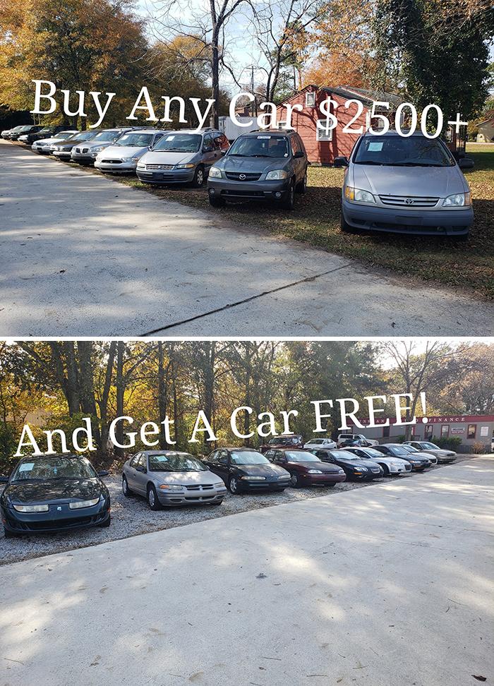 Ozajstný Black Friday, kúp 1 auto, 1 dostaneš zdarma! Top akcia vyvolala top komenty!
