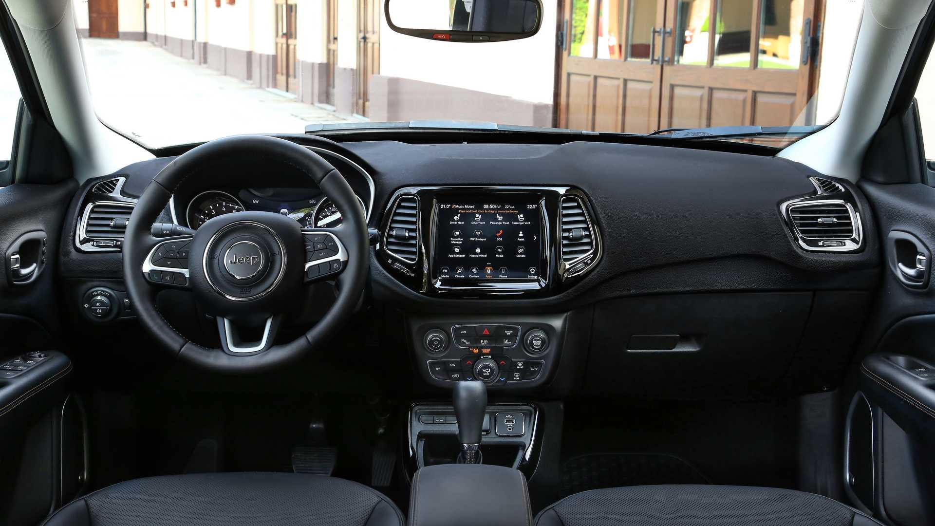 Jeep bude vyrábať inovovaný Compass priamo v Európe