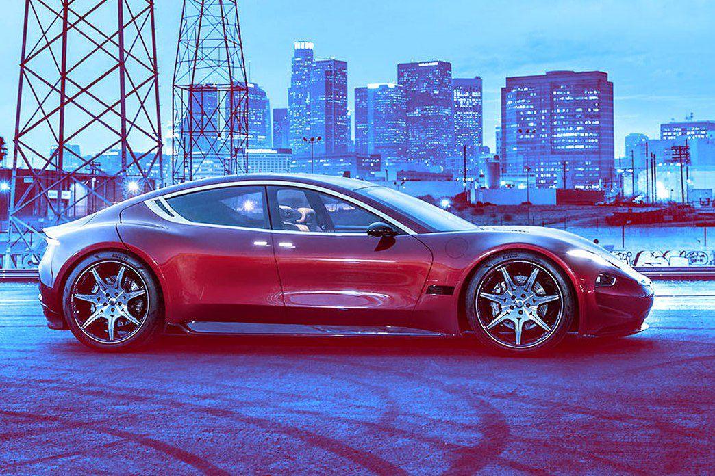 Zabijak Tesly: Krásny Fisker EMotion s dojazdom 640 km! 2020 Fisker EMotion