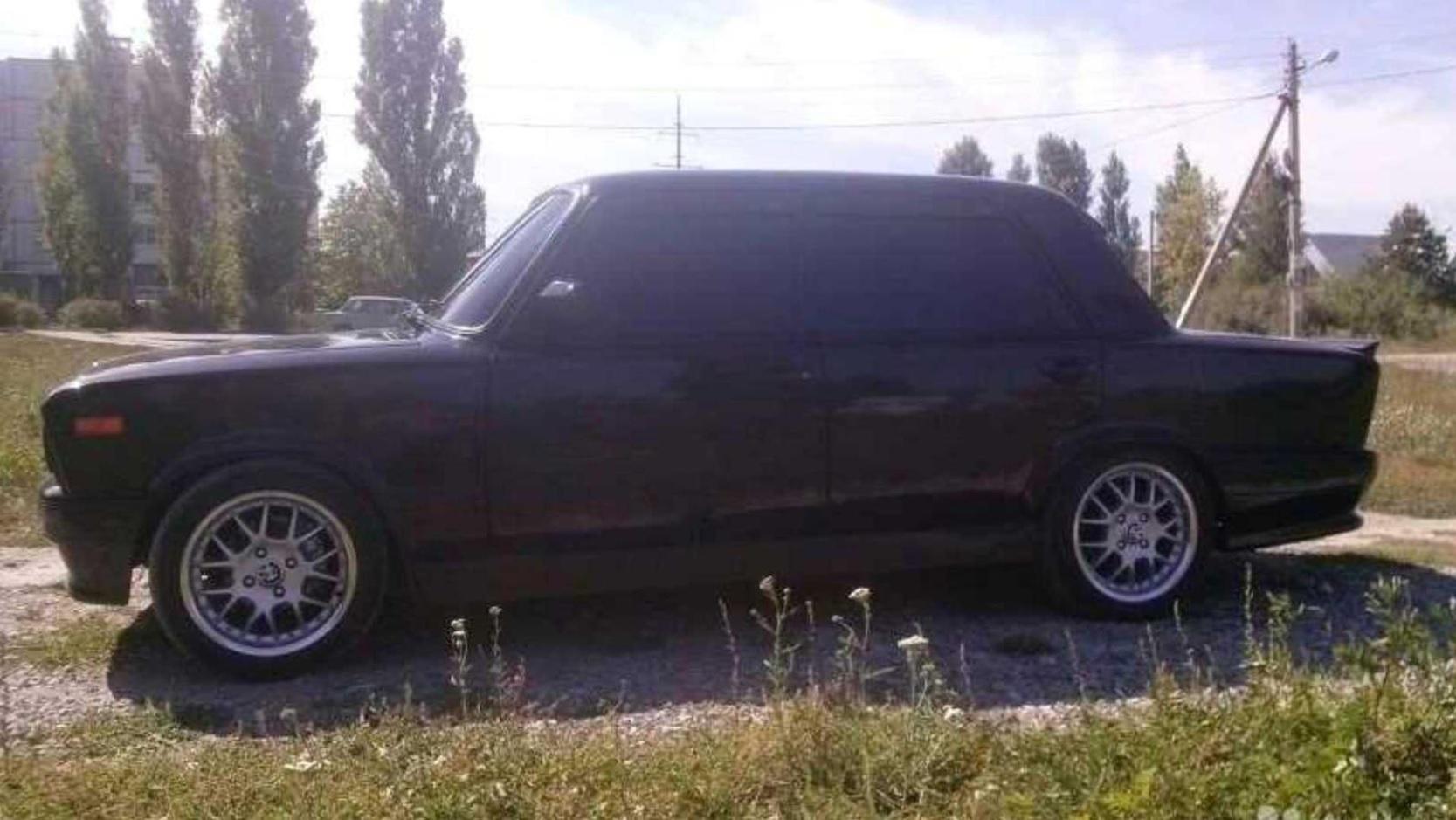 Opäť ruská vynaliezavosť, z Lady si spravil BMW!