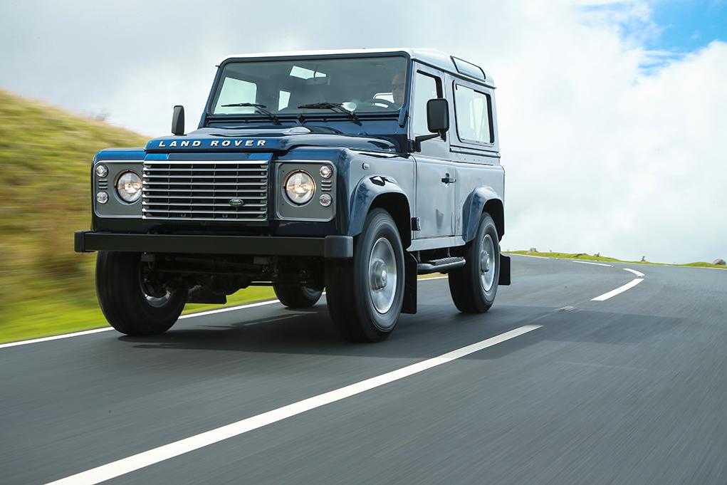 Najlacnejší Defender za 15€: Chyták Land Roveru, ktorý funguje!