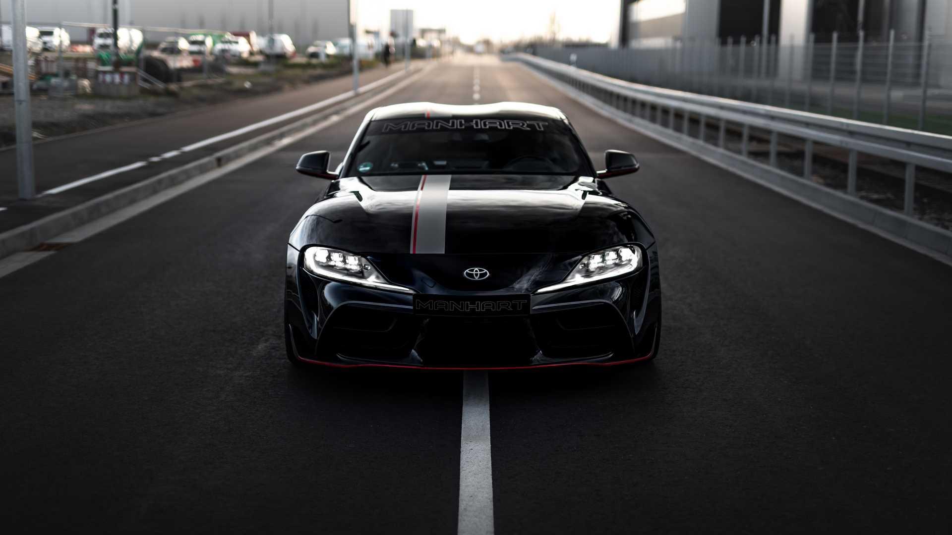 Toyotu Supra upravuje tuner BMW, pridáva 81 kW
