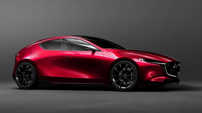Nová Mazda 3 je ešte dravejšia!