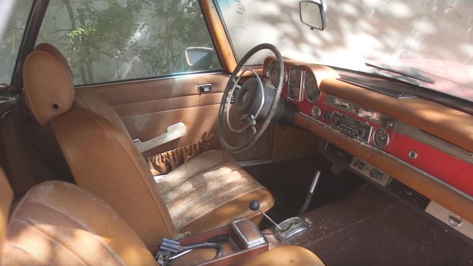 Toto auto sa 37 rokov neumývalo! Podarilo sa?