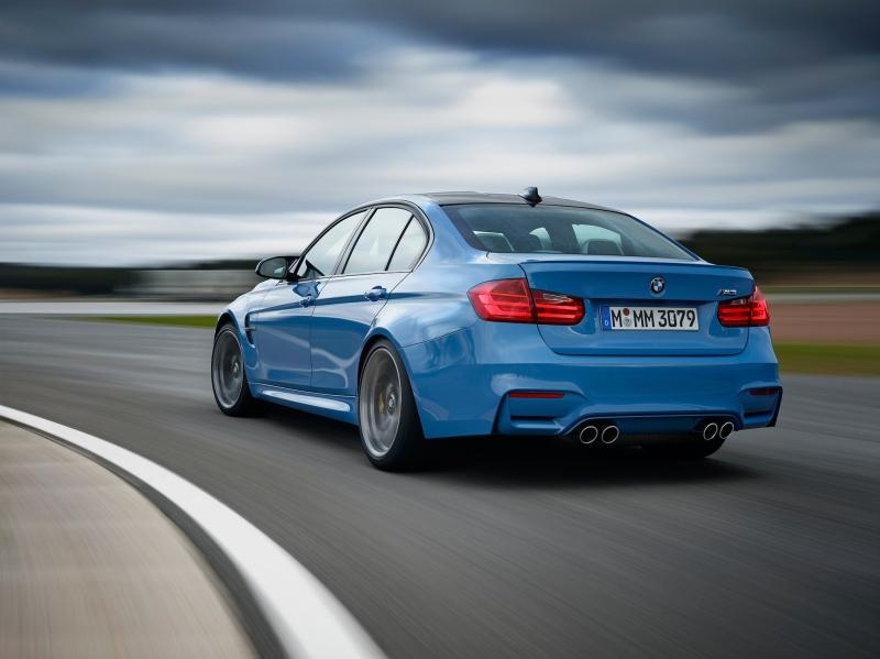 Tréning v extrémne silnom a výkonnom BMW M3!