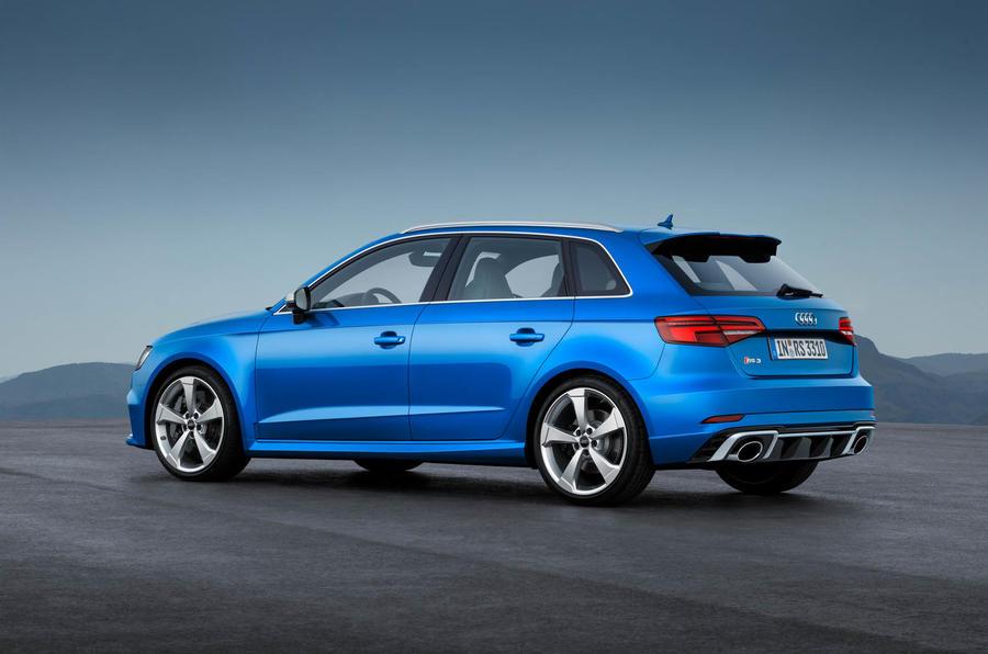 Audi RS3 2017