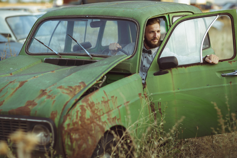 Ako vyradiť z evidencie už neexistujúce auto?