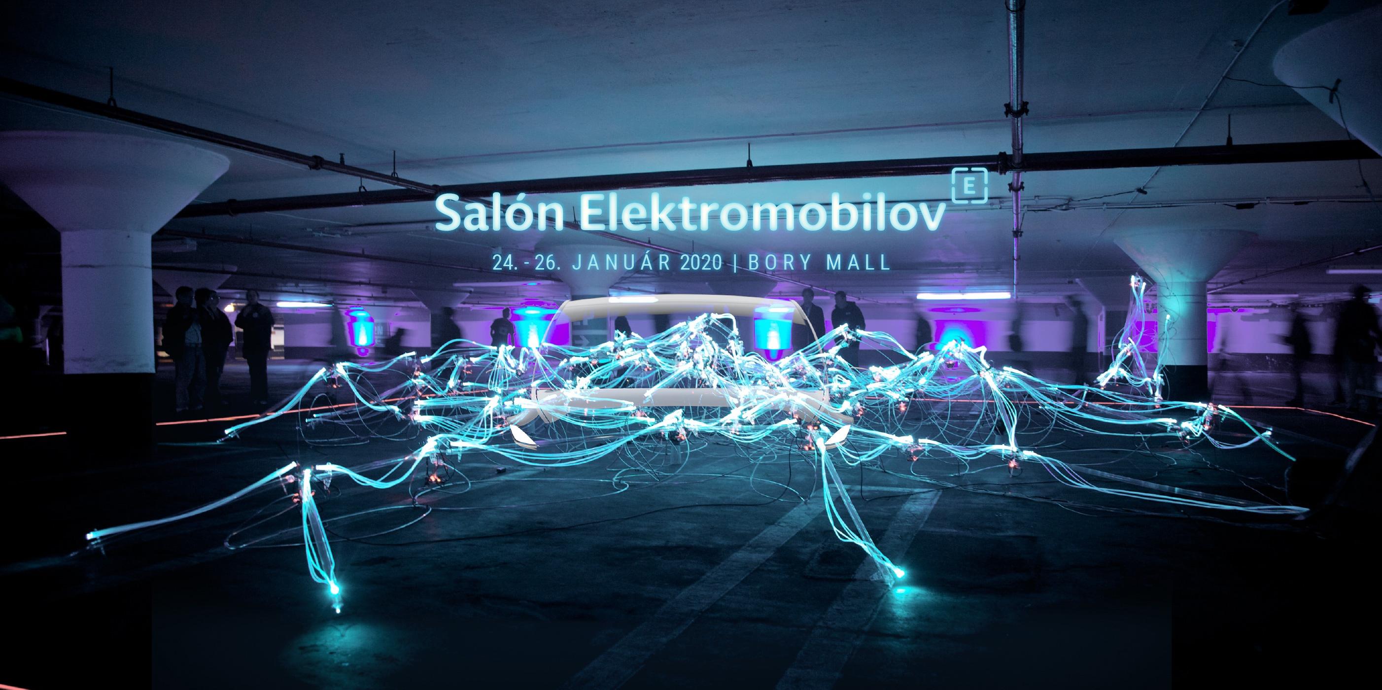 Na Slovensku prebehne najväčšia špecializovaná výstava elektromobilov - Salón elektromobilov 2020