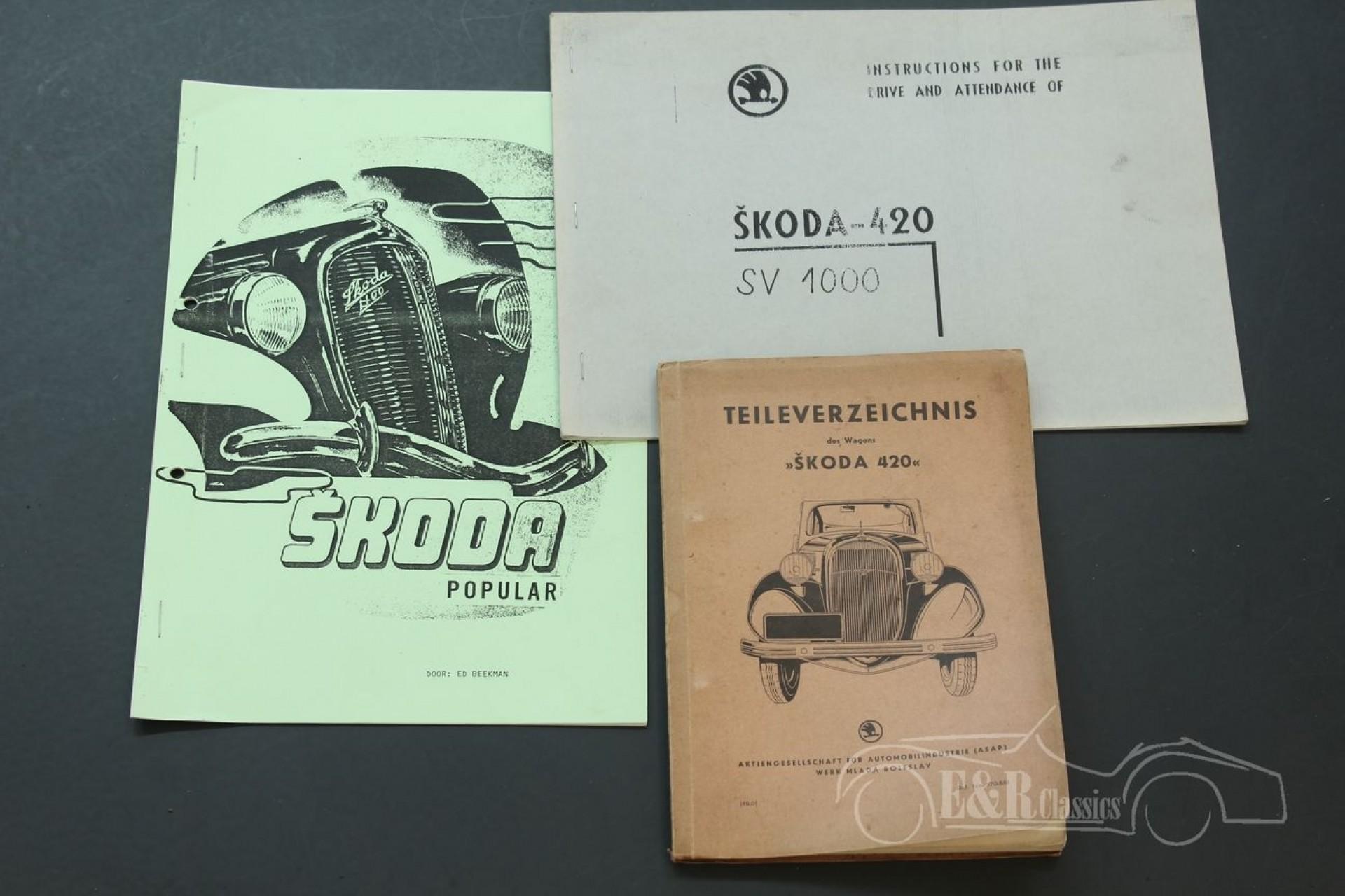 Vzácna Škoda na predaj: Len 5 exemplárov na svete, cena 102 760€!