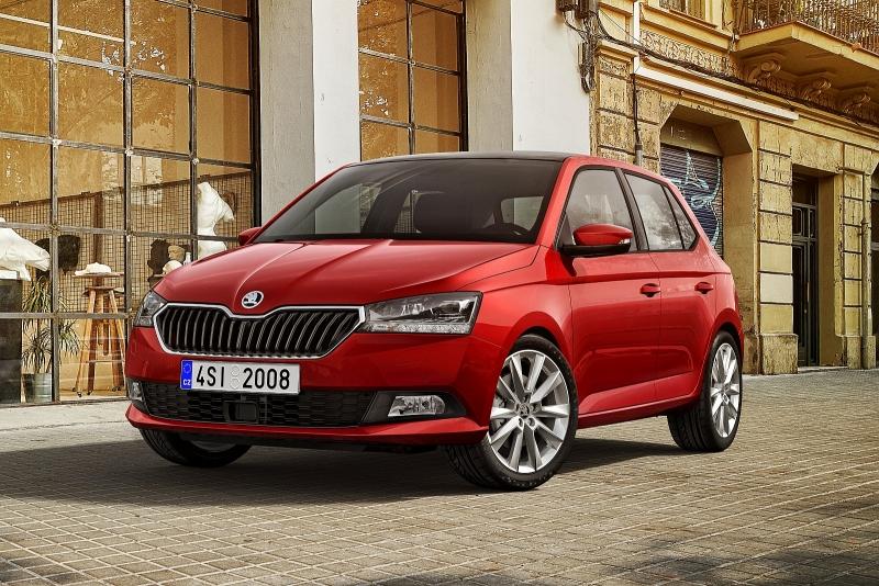 Škoda Fabia III má nový facelift. Bez dieslových motorov!