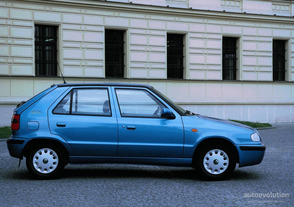 Škoda Felicia oslavuje 25 rokov!