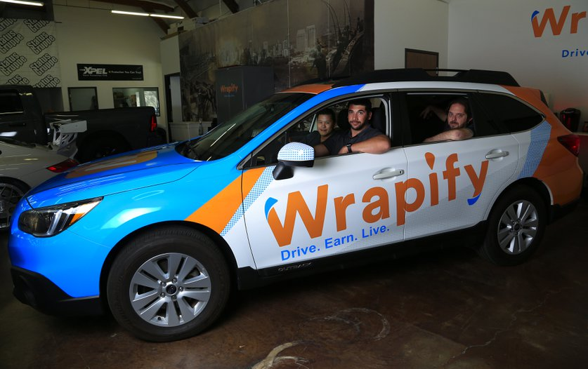Startup Wrapify