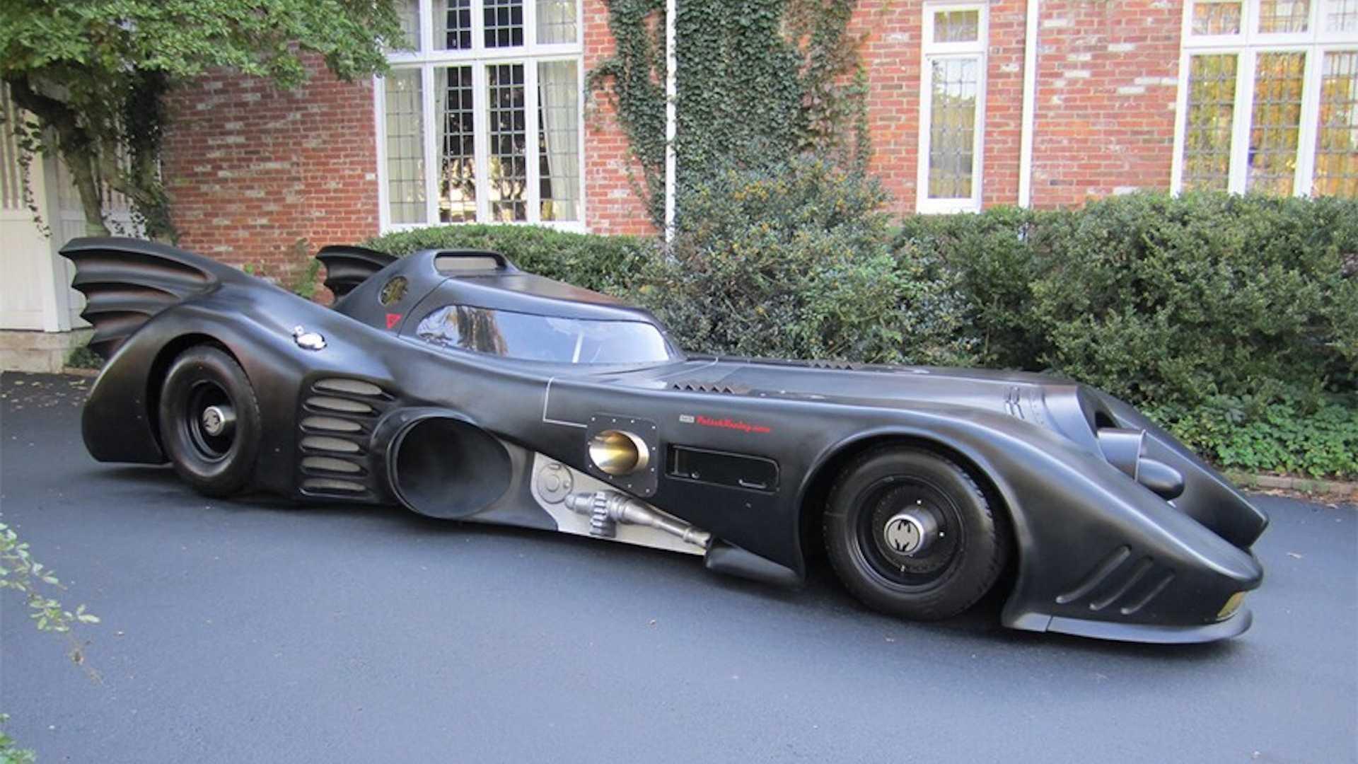 Batmobil na prúdový pohon na predaj!