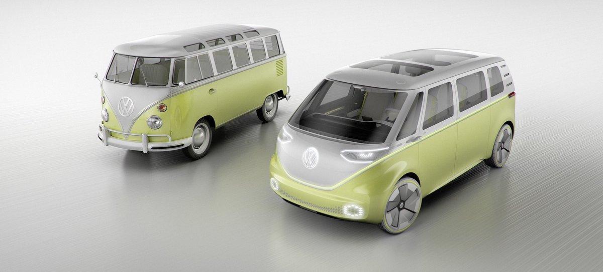 Nový T1 Transporter od VW je ešte viac