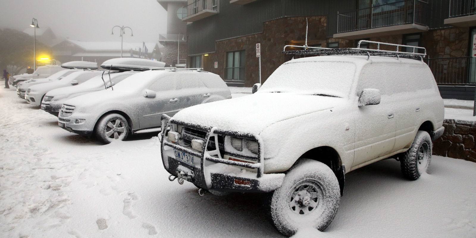 Jazdíš v mrazoch? Nikdy nepodceňuj dostatočné zahriatie motora!