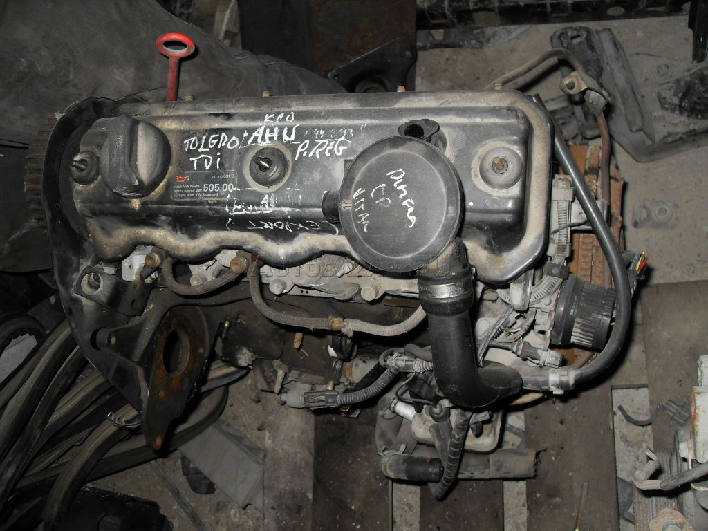 Seat Toledo motor AHU