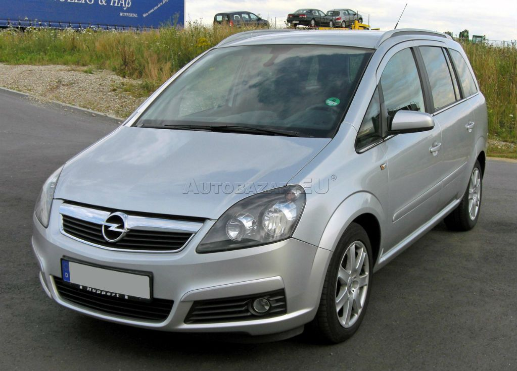 opel zafira b 1 9 cdti 2006 za 23 00 autobaz r eu. Black Bedroom Furniture Sets. Home Design Ideas