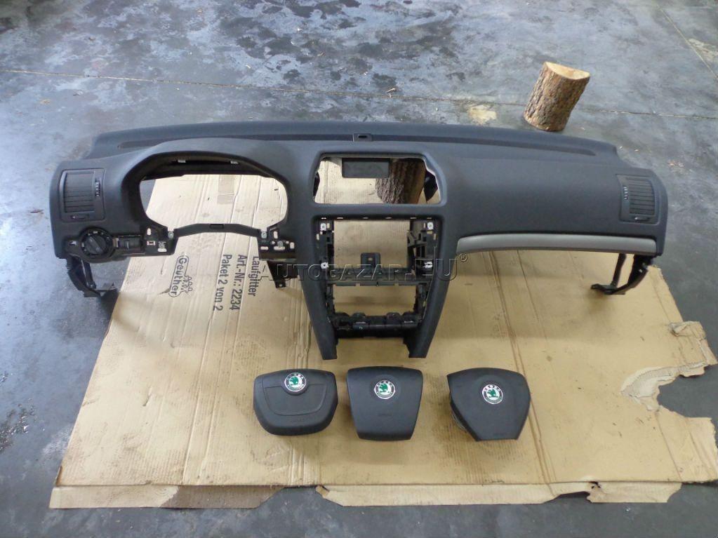 koda octavia 2 palubovka airbagy za 5 00 autobaz r eu. Black Bedroom Furniture Sets. Home Design Ideas