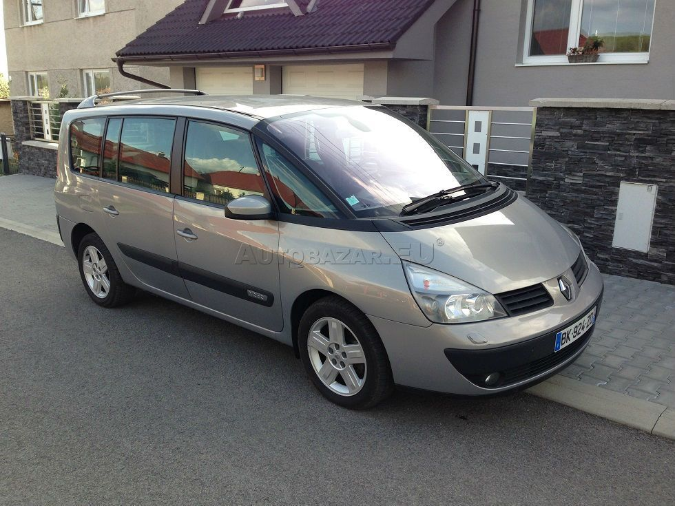 renault espace 2 2 dci 110 kw za 2 00 autobaz r eu. Black Bedroom Furniture Sets. Home Design Ideas