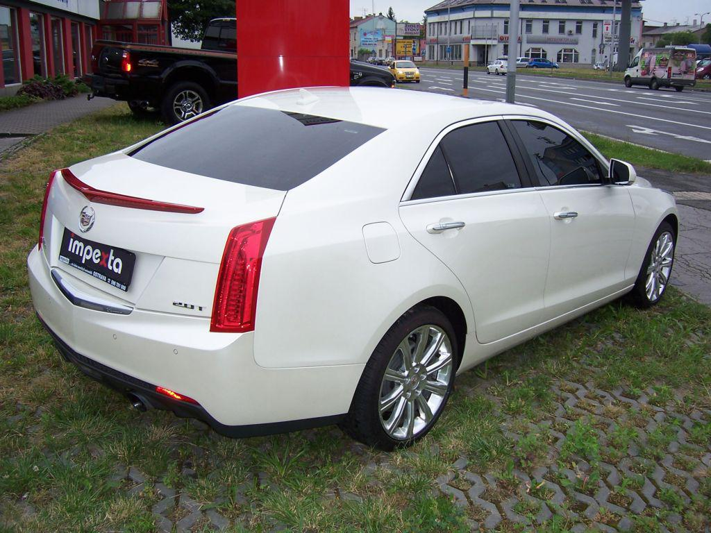 cadillac ats 2 0 t awd premium za k autobaz r eu. Black Bedroom Furniture Sets. Home Design Ideas