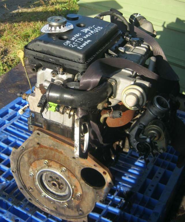 CHRYSLER VOYAGER 2,5 TD 2000 Holy Motor A 10,00