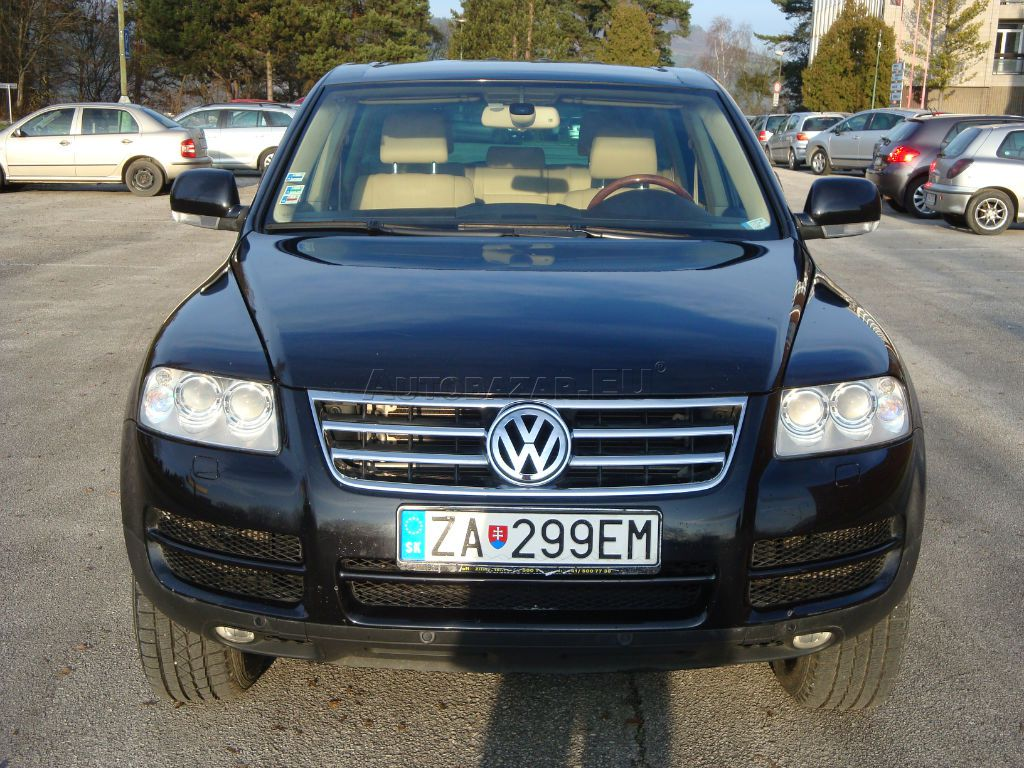 volkswagen touareg 3 0 v6 tdi dpf tiptronic za autobaz r eu. Black Bedroom Furniture Sets. Home Design Ideas