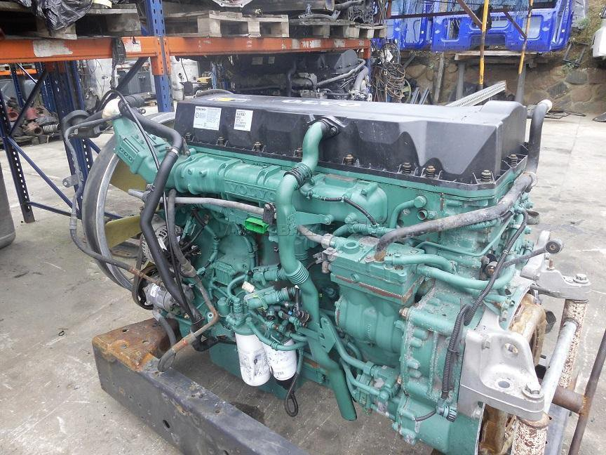 Volvo Fh13 440 D13a Euro 5 Motor For 6 790 00  U20ac