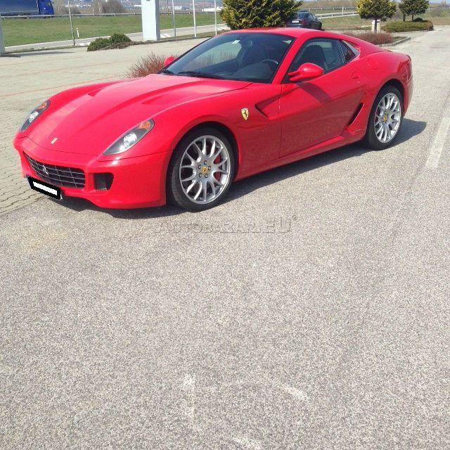 Ferrari 599 Fiorano V12 Gtb Carbon Ceramic Za 109.000,00