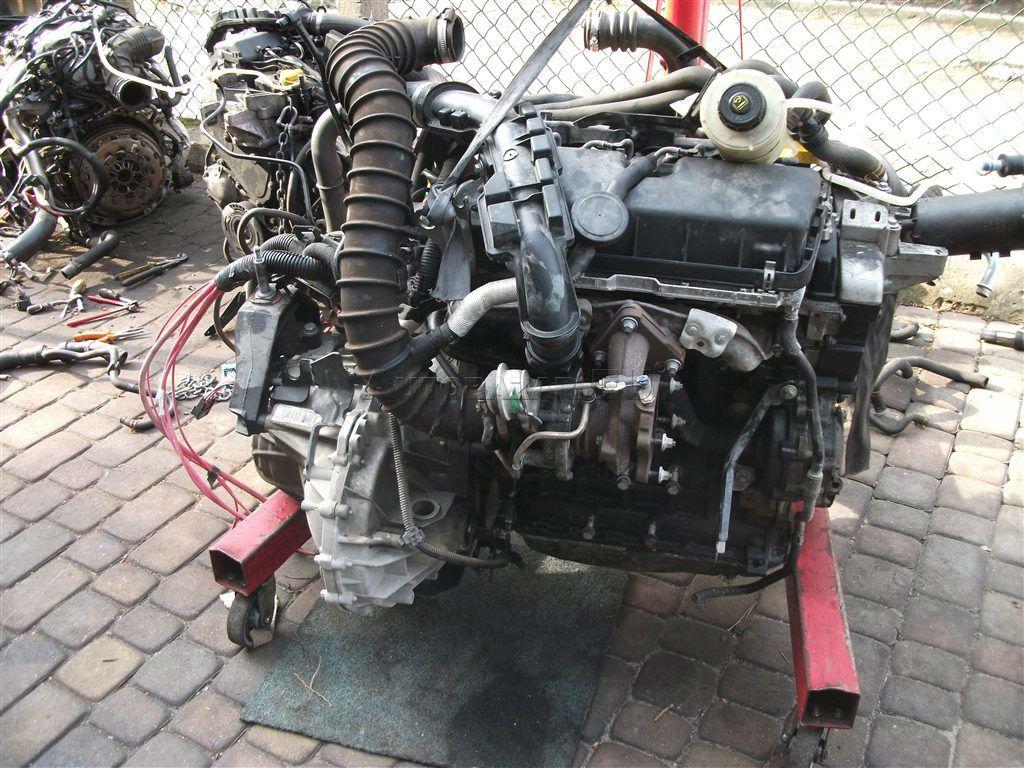 Motor Renault 2 5 Dci – Carro