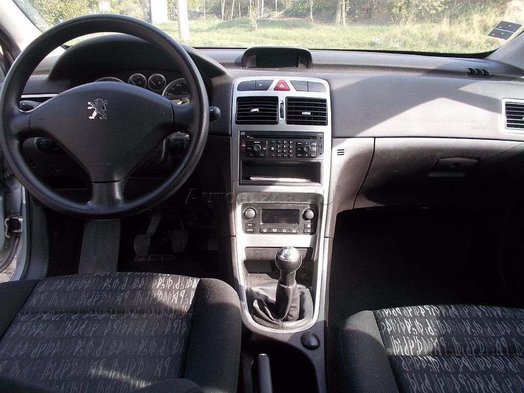 peugeot 307 break 1 6 hdi xs 90k for autobaz r eu. Black Bedroom Furniture Sets. Home Design Ideas