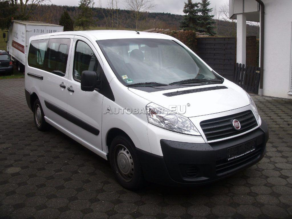 fiat scudo combi 2 0 multijet 16v l1h1 standard za autobaz r eu. Black Bedroom Furniture Sets. Home Design Ideas