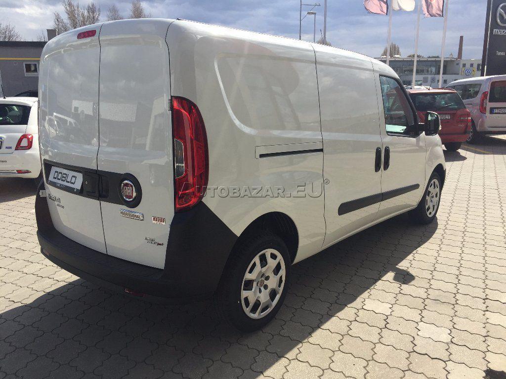 fiat doblo cargo 1.6 multijet maxi sx za 16.350,00 €   autobazár.eu