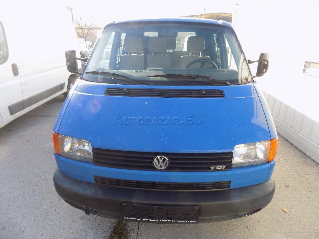 volkswagen t4 transporter combi 2 5 tdi kr za autobaz r eu. Black Bedroom Furniture Sets. Home Design Ideas